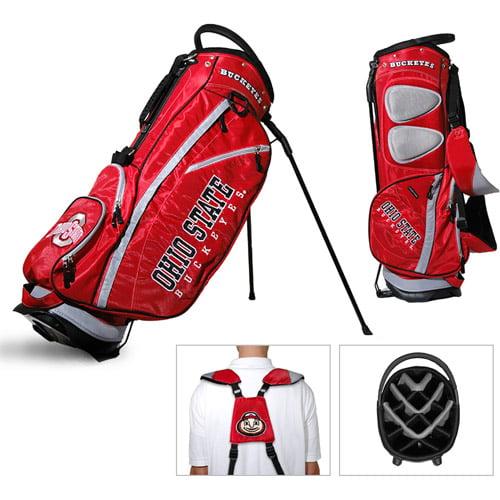 Team Golf NCAA Ohio State Fairway Golf Stand Bag