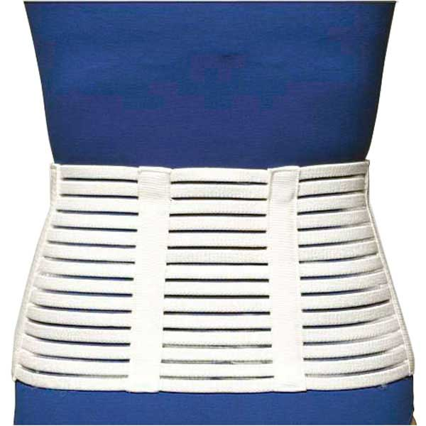 "FLA 7"" Cool/Lightweight Lumbar Sacral Support - Large"