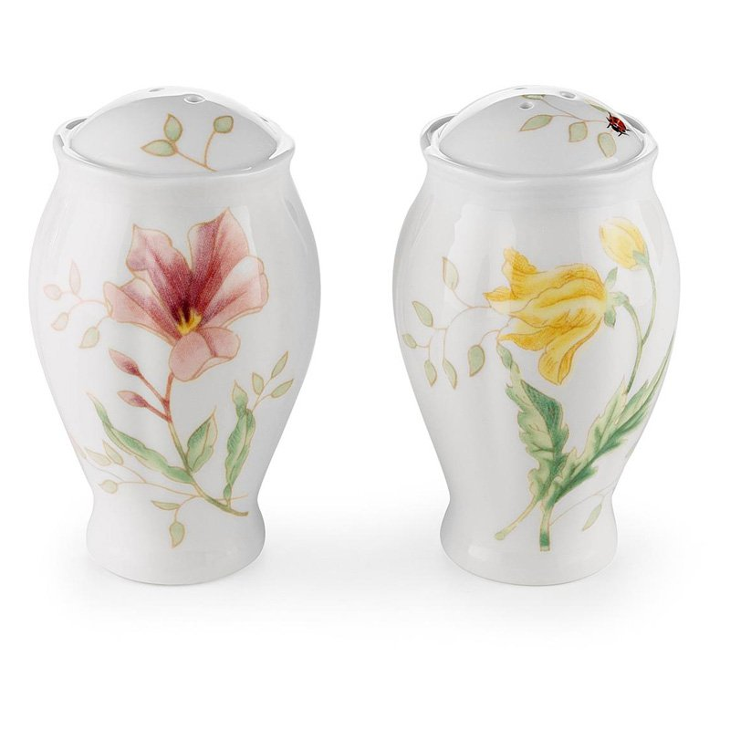 Lenox Butterfly Meadow Salt and Pepper Shaker Set