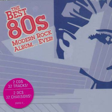 Best 80s Modern Rock Album (CD)