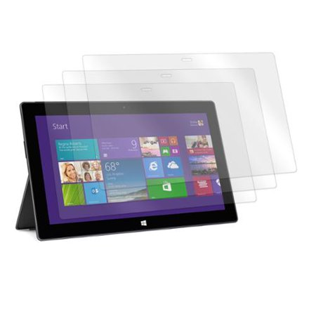 Screen Protector for Microsoft Surface Pro 2- Set of