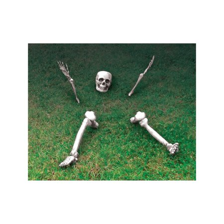 Skeleton Ground Breaker Prop Halloween Decoration