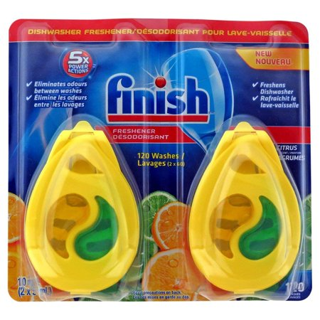 Finish Twin Citrus Machine Freshener - image 1 of 1