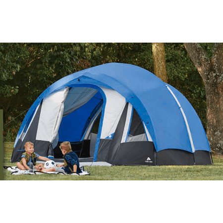$69 (reg $98) Ozark Trail 10-Person Tent w/ Multi-Position Fly