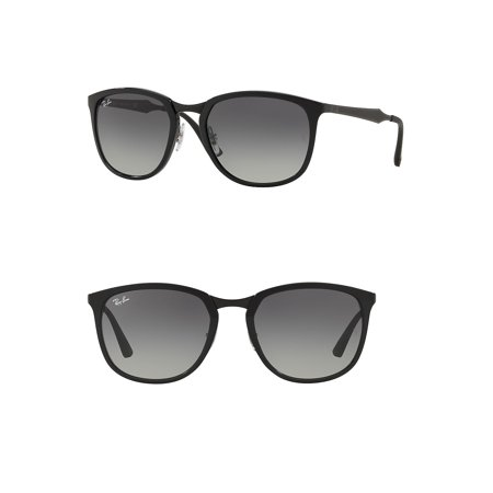 Ray-Ban Unisex RB4299 Rounded Square Sunglasses, 56mm (Ray Ban Square)