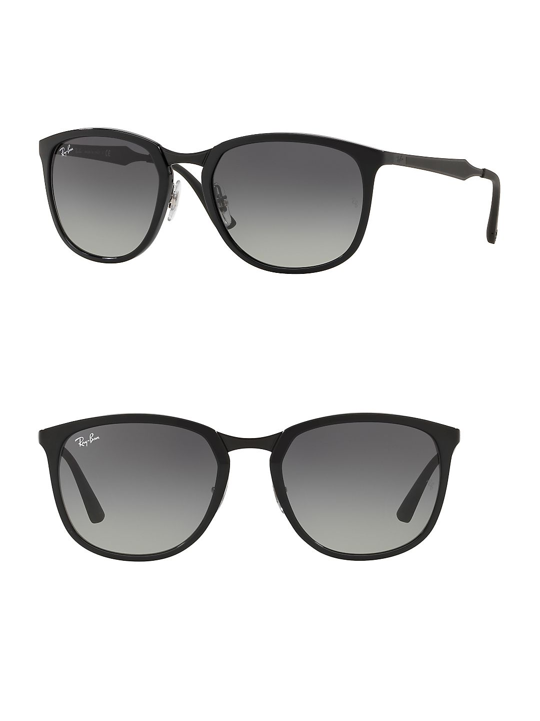 Ray-Ban Unisex RB4299 Rounded Square Sunglasses, 56mm
