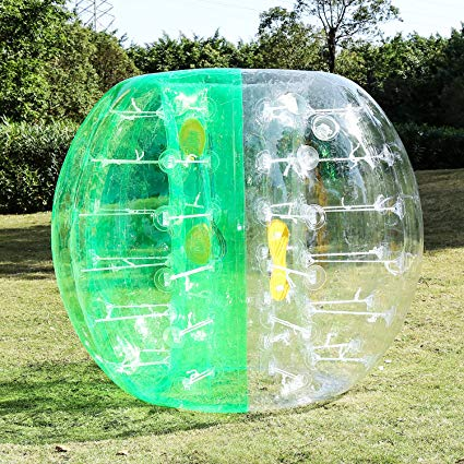 1.2M PVC Inflatable Bumper Ball Outdoor Human Bubble Soccer Ball Football Game