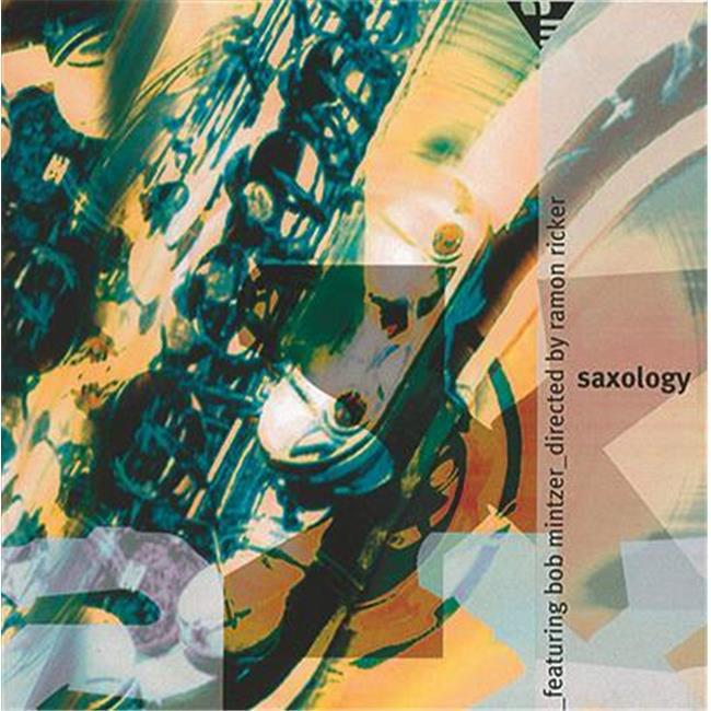 Alfred Music 01-ADV9609 Saxology 2 CD, Volume 2