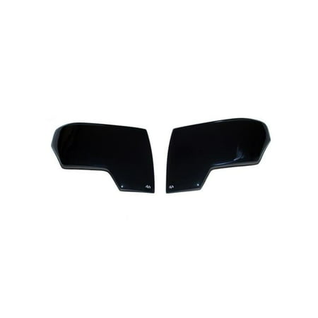 2015-2016 F150 Head Light Covers - Smoke