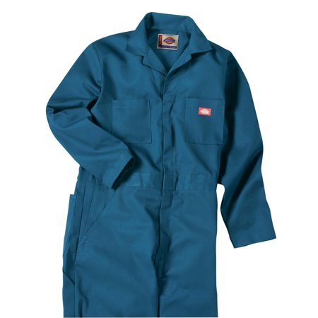 Dickies 48611dn Xl-Tall Xl Tall Dark Navy Basic Coverall