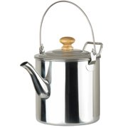 2L / 3L Outdoor Camping Pot Stainless Steel Kettle Tea Kettle Coffee Pot