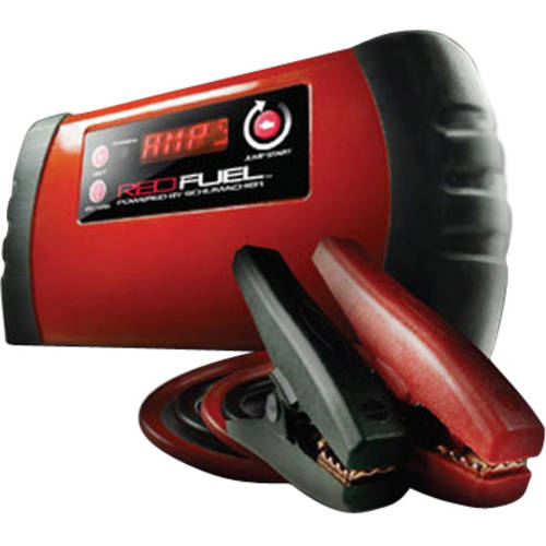 Red Fuel By Schumacher Electric Lithium Ion Jump Starter