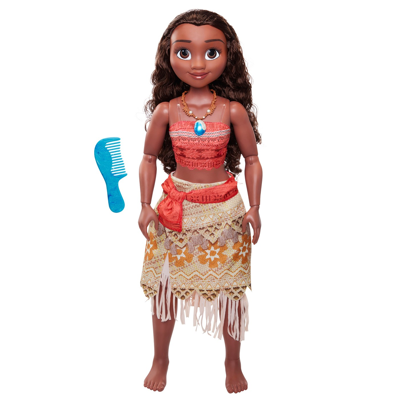 "Disney 32"" My Size Moana Princess Doll"