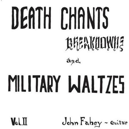 Death Chants - Breakdwons & Military Waltzes Vol. 2 (Vinyl)