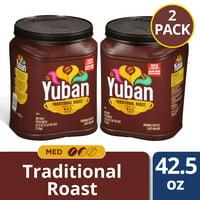 Yuban Original Medium Roast Ground Coffee, 42.5 oz