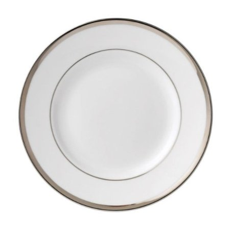 Royal Doulton Monique Lhuillier Étoile Platinum Salad Plate
