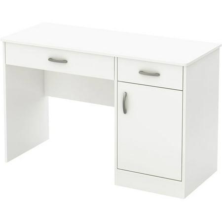 South Shore Smart Basics Small Work Desk, Multiple Finishes ()