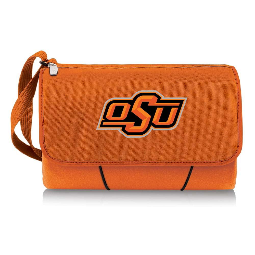 Oklahoma State Blanket Tote (Orange)