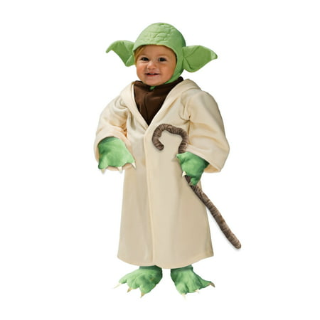 Yoda Toddler Costume - Dog Costumes Yoda