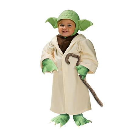 Yoda Toddler Costume](Yoda Halloween Costume Toddler Pattern)