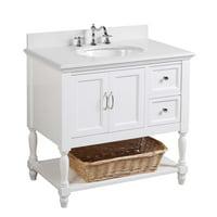 """Beverly 36"""" Bathroom Vanity"""