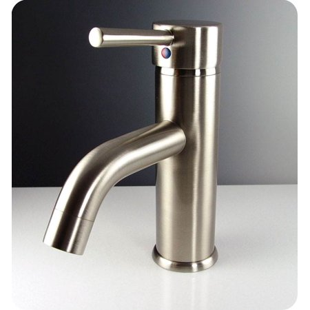 Sillaro Single Hole Mount Bathroom Vanity Faucet