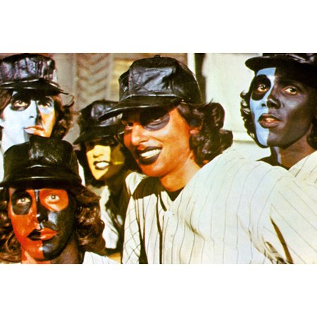 The Warriors Great Image Of The Baseball Furies 24x36 Poster - Baseball Furies Cosplay