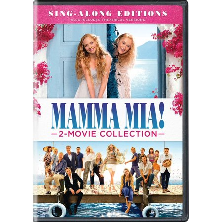 Mamma Mia: 2-Movie Collection DVD - Mamma Mia Halloween