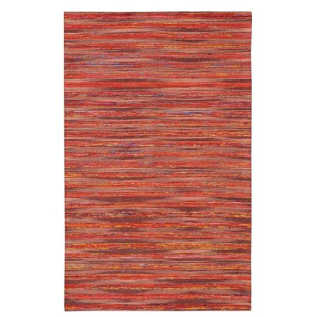 Noble House LAZ8307576 5 ft. x 7 ft. 6 in. Lazzaro Area Rug - Camel - image 1 of 1