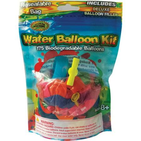 Water Balloon Kit (Water Sports Inc 80081-7 Water Balloon Refill)
