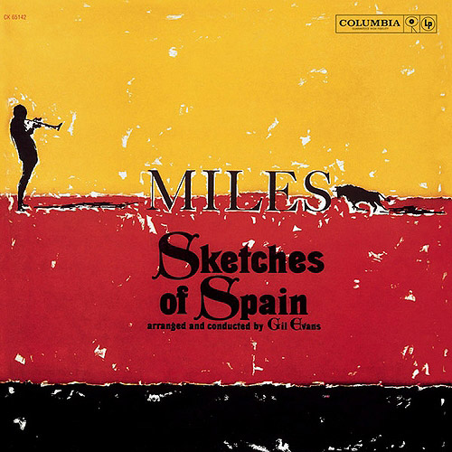 Sketches Of Spain (Mono) (Vinyl)