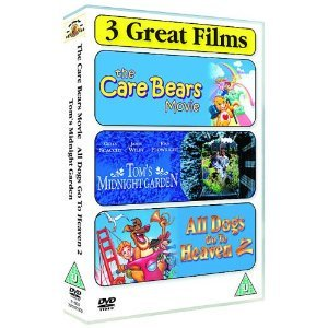 Tom's Midnight Garden / The Care Bears Movie / All Dogs Go to Heaven 2 - 3-DVD Box Set ( All Dogs Go to Heaven Two ) [ NON-USA FORMAT, PAL, Reg.2 Import - United Kingdom ] ()