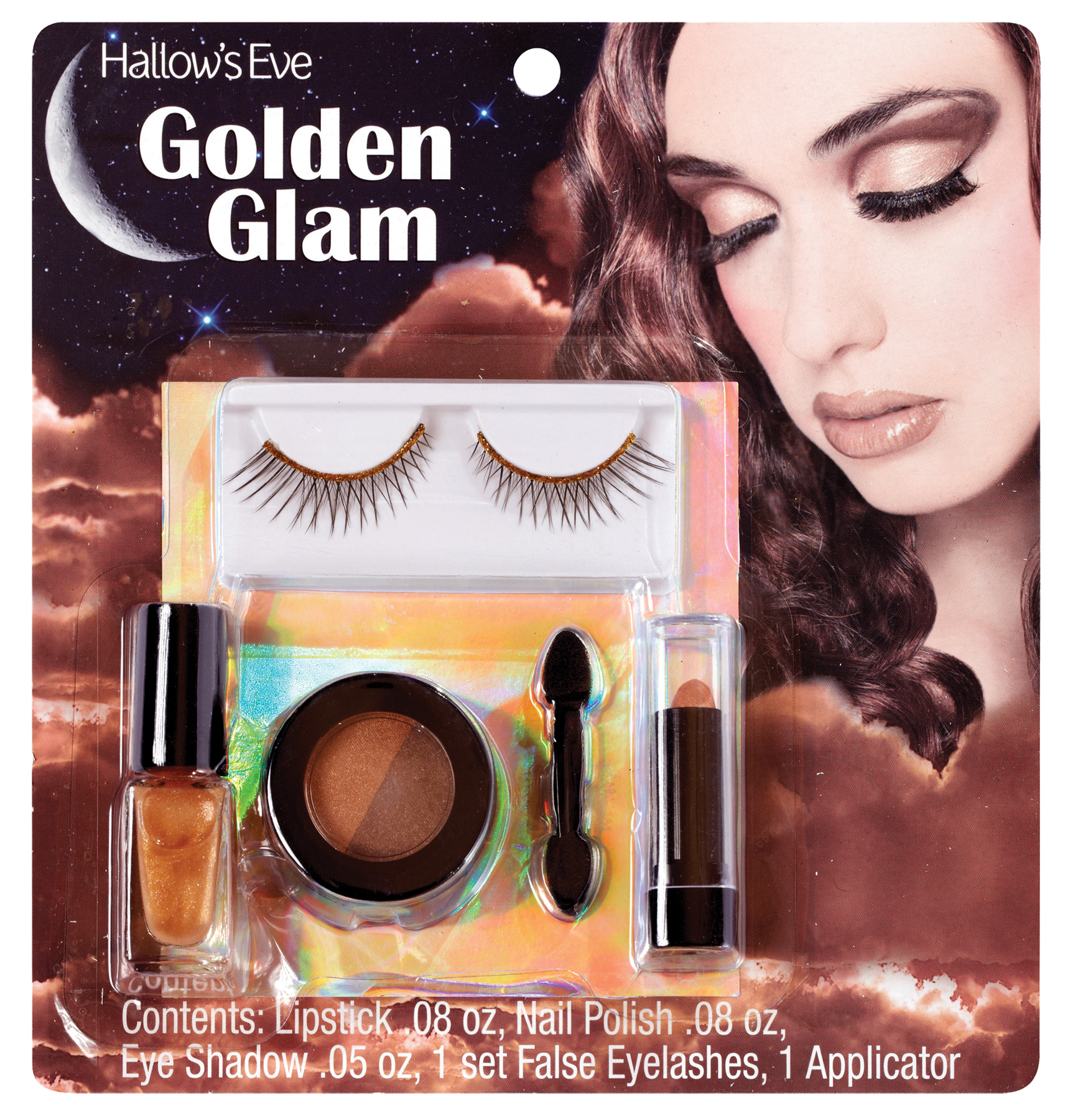 MAKEUP KIT GOLDEN GLAM