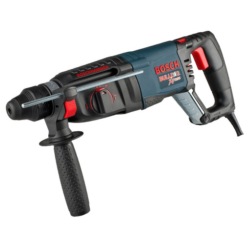 Factory-Reconditioned Bosch 11255VSR-RT 1 in. SDS-plus D-Handle Bulldog Xtreme Rotary Hammer (Refurbished)