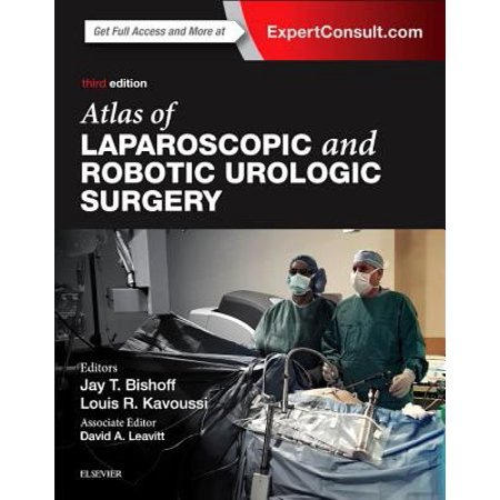 Atlas Of Laparoscopic And Robotic Urologic Surgery
