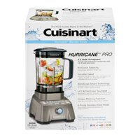 Cuisinart Hurricane Pro Variable Speed Blender, Silver (CBT-2000)