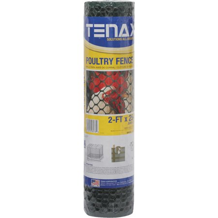 Tenax Poultry Netting Fence ()