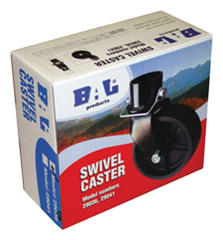 BAL 29036B 1,000 lb. Caster Wheel, Wheel Tongue RV tongue 1000 your Trailer caster trailer 158 by easily 29036B Boxed Jack HeavyDuty Use wheel more.., By BAL R.V. Products Group