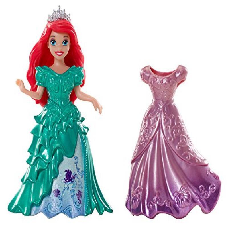 Disney Princess Magiclip Ariel Doll and Fashion by