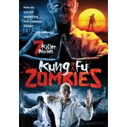 Kung Fu Zombies: 7 Movie Collection by Mill Creek Entertainment