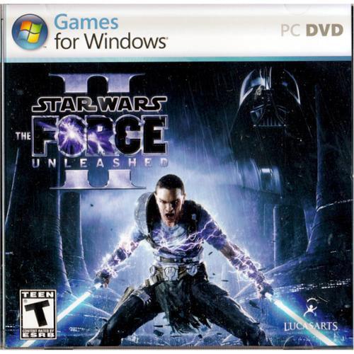 Lucas Arts Star Wars: Force Unleashed Ii [windows Xp/vista/windows 7]