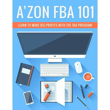 Amazon FBA 101 - eBook