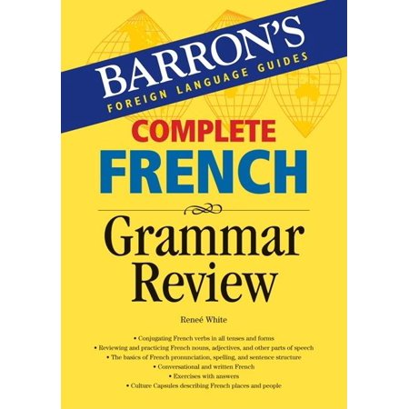 Complete French Grammar Review - Grammar Review Games