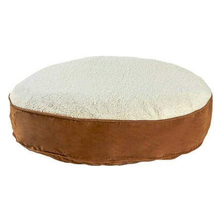 Happy Hounds Scout Deluxe Round Dog Bed, Extra Small, 24