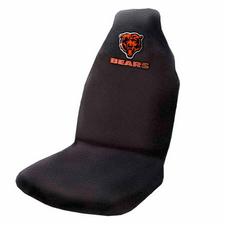 Chicago Bears Fan Series Watch - NFL Chicago Bears Applique Seat Cover
