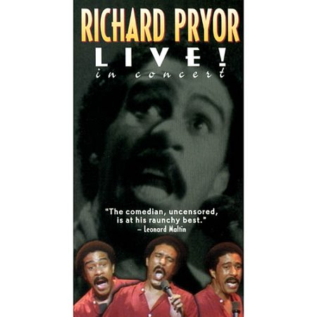 Richard Pryor: Live In Concert (Full Frame) - Halloween Live Concert