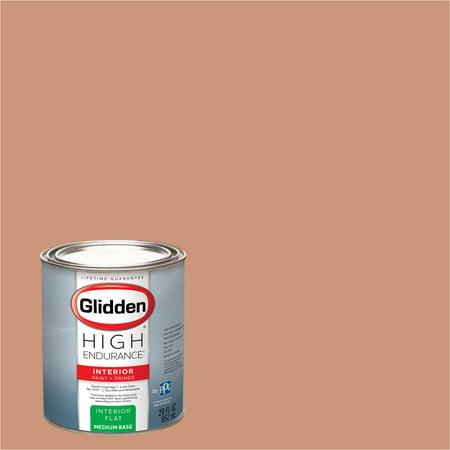 Glidden High Endurance Interior Paint and Primer Buttered Salmon 60YR