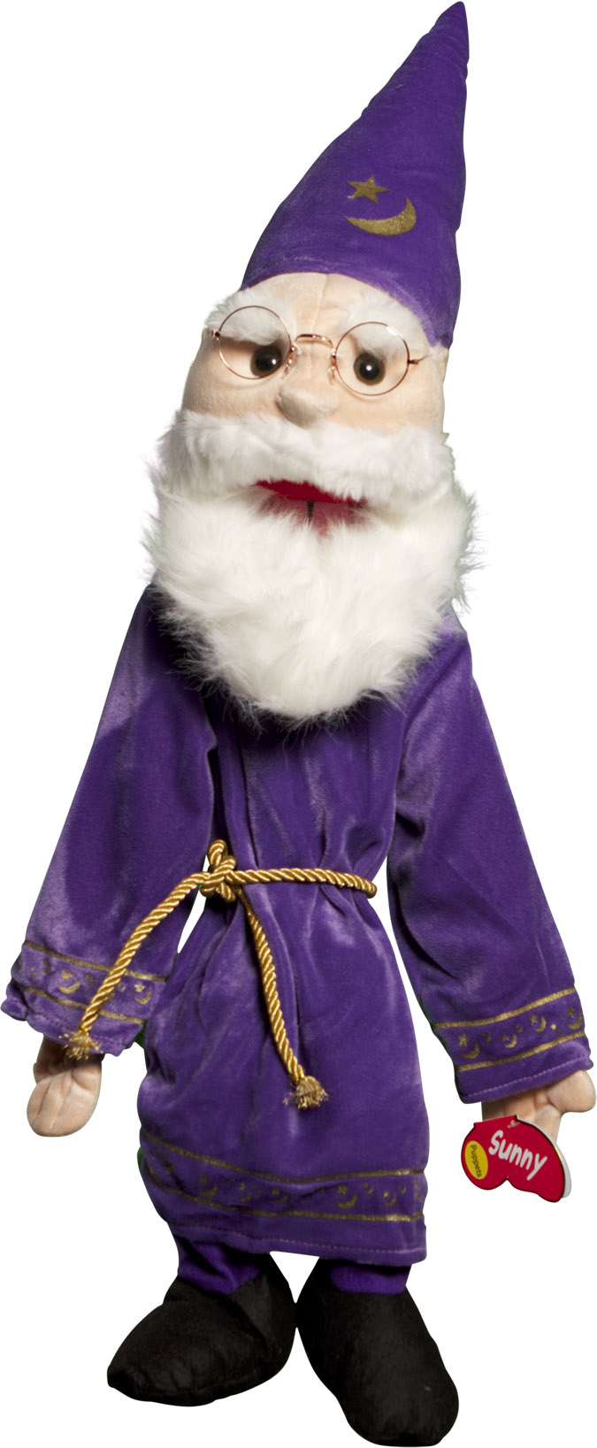 Sunny Toys GS4902 28 In. Wizard, Fully Body Puppet by Sunny Toys