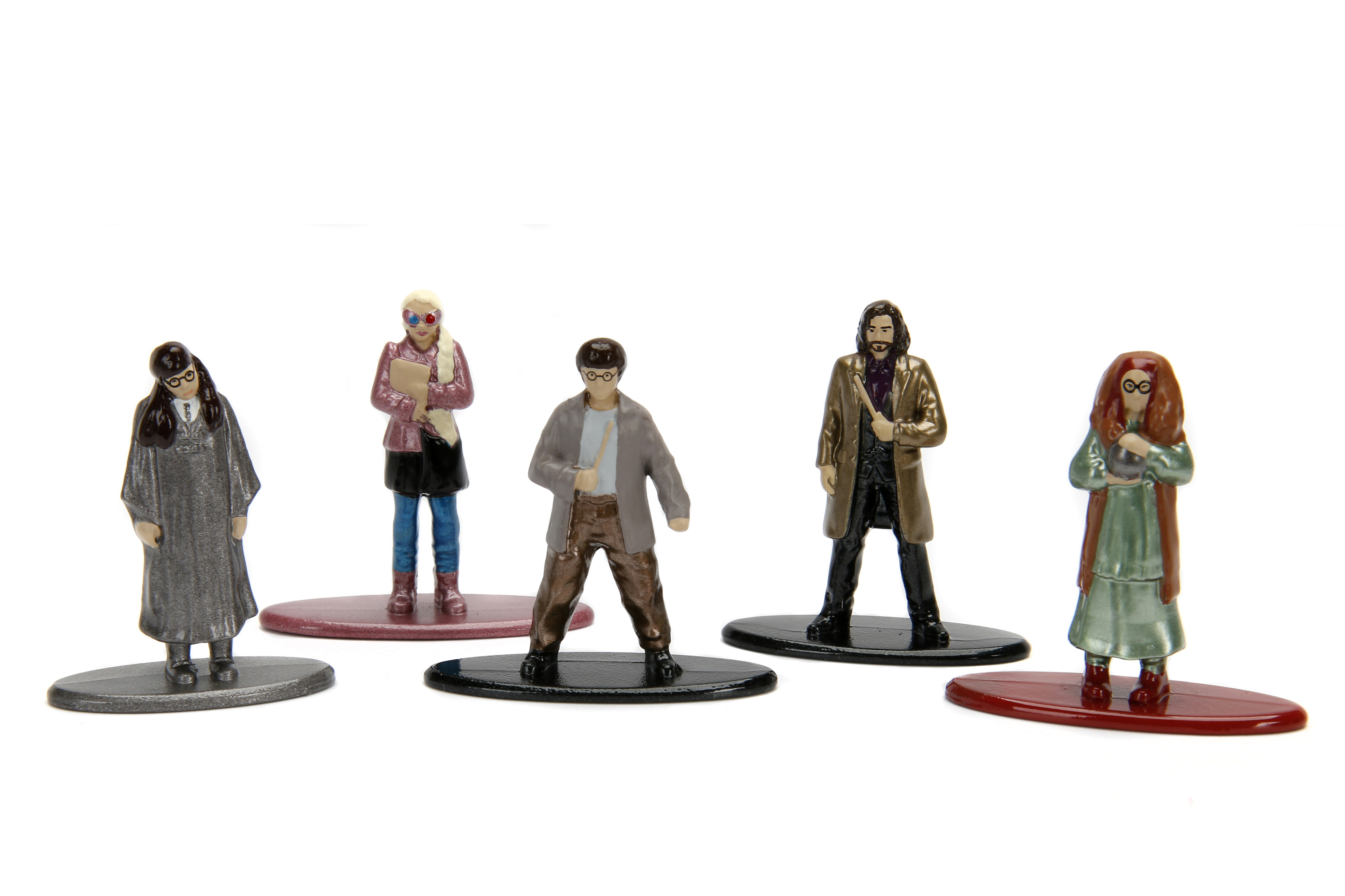 Harry Potter Nano Metalfigs 5 Pack Box Sets A and B Available  Jada Cake Toppers