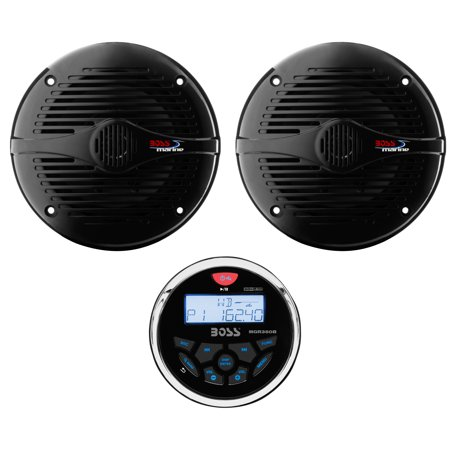 Boss Audio MGR350B 3